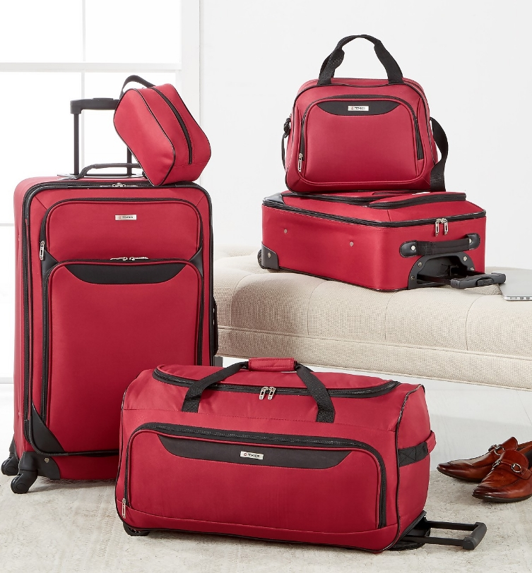 Tag 5-Piece Luggage Set Only $58 (Reg. $240.00) + Free Shipping at Macy's.com!