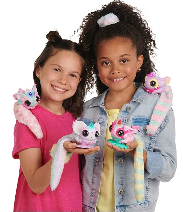 Pixie Belles Interactive Enchanted Animal Toy, Layla (Purple) Only $8.99, Reg $14.99 at Amazon!