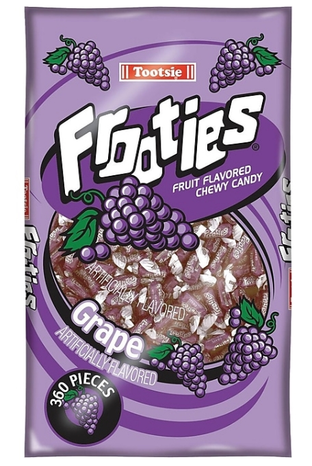 HUGE 38.8oz Bag of Tootsie Frooties Chewy Only $2.99 + Free Shipping on ALL Orders at Staples!