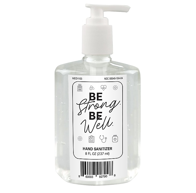 Gel Hand Sanitizer Unscented (8oz) 75% Ethyl Alcohol Only $2.49, Reg $3.99 + Free Shipping at Staples!