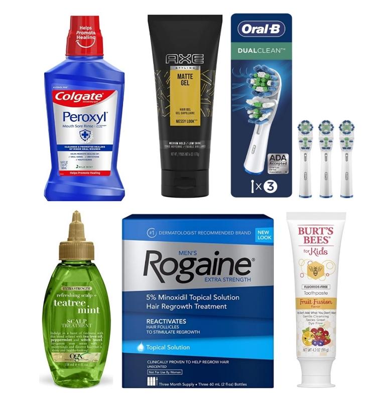 Amazon – Buy 2 Select Items, Get 1 FREE!