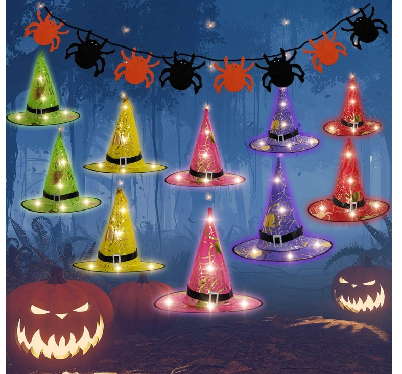 Halloween Indoor/Outdoor 35 Feet Decorations Lights Only $15.99, Reg $29.99 + Free Shipping at Amazon!
