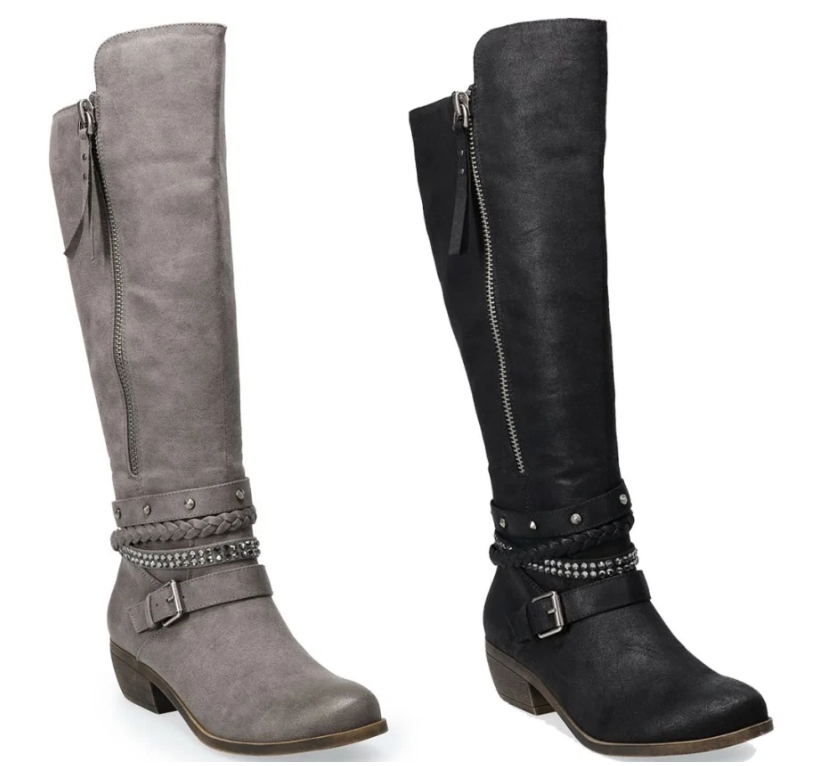 Kohl's Women's Boots & Booties Only $16.99 (Reg $70) + Free Store Pickup!