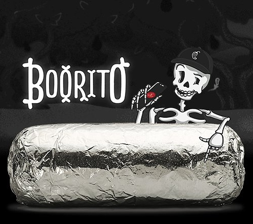 BOGO Free 'Boorito' is Back at Chipotle!