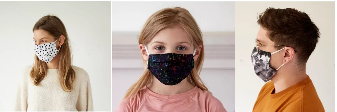 Cotton Face Mask with Slider Only $1.00 Each + Free Shipping at JoAnn.com!