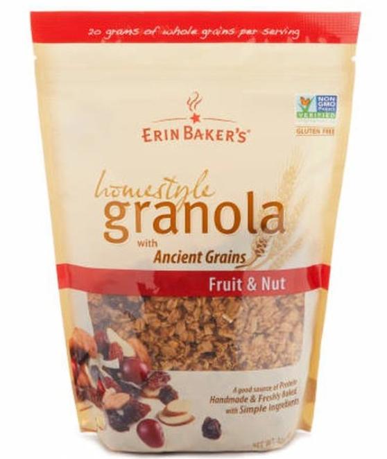 FREE 12-Oz Bag Of Erin Bakers Homestyle Granola at Big Lots!