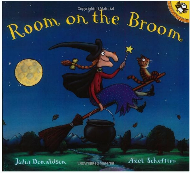 Room on the Broom Book Only $1.79 (Reg $8.00) on Amazon!