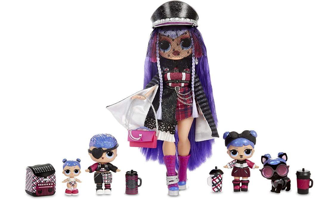 L.O.L. Surprise! Winter Disco Bigger Surprise includes O.M.G. Fashion Doll (Amazon Exclusive) For $89.00 + Free Shipping!