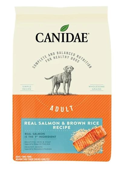 FREE 7 lb. bag of CANIDAE Dog Food (Valued at $19.99) at Petco!