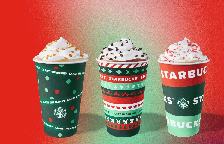 Starbucks (Today Only) Double Stars Day!