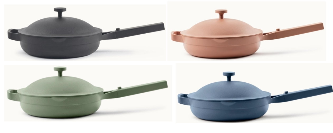 Always Pan Only $95.00 (Reg. $145.00) + Free Shipping! Replace 8 Traditional Pieces of Cookware!