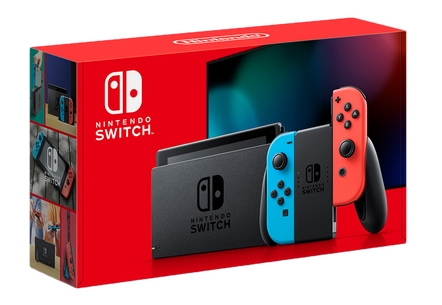 Military Exchange: Nintendo Switch Console & Mario Kart Game Only $249.00 (Reg. $300) + Free Shipping!