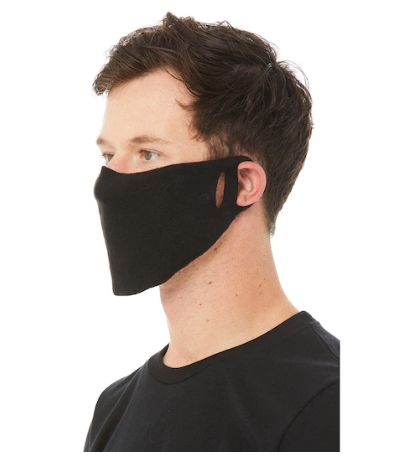 Fleece Face Mask 10-Pack in Black Only $15.99, Reg. $19.99 (Just $1.59 Each) + Free Store Pickup!