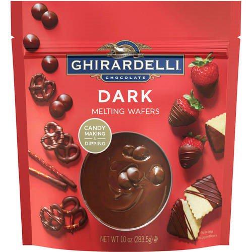 Ghiradelli Dark Melting Wafers Only $3.94 (Reg $4.93) + Free Store Pickup at Walmart.com!