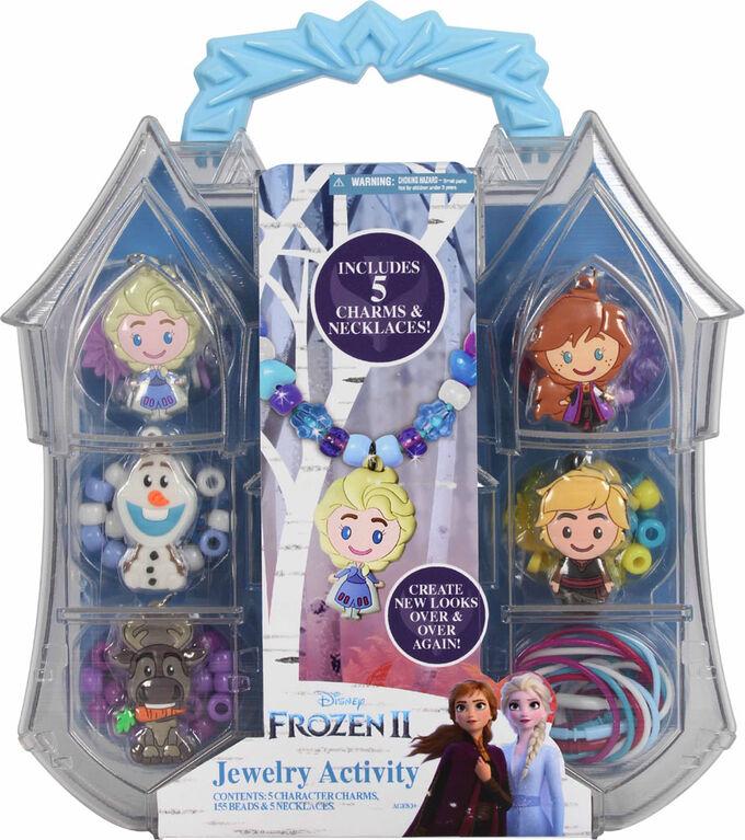 Disney Frozen 2 Necklace Activity Set Only $10.61 (Reg $11.79) + Free Store Pickup at Walmart.com!