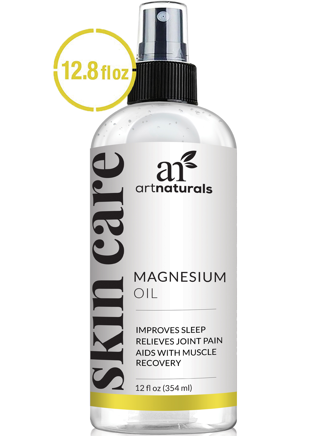 Artnaturals Pure Magnesium Oil Spray  Only $10.99 (Reg $12.99) + Free Shipping at Walmart.com!