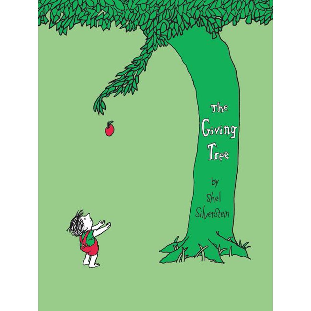 The Giving Tree Only $8.99 (Reg $17.99) + Free Store Pickup at Walmart.com!