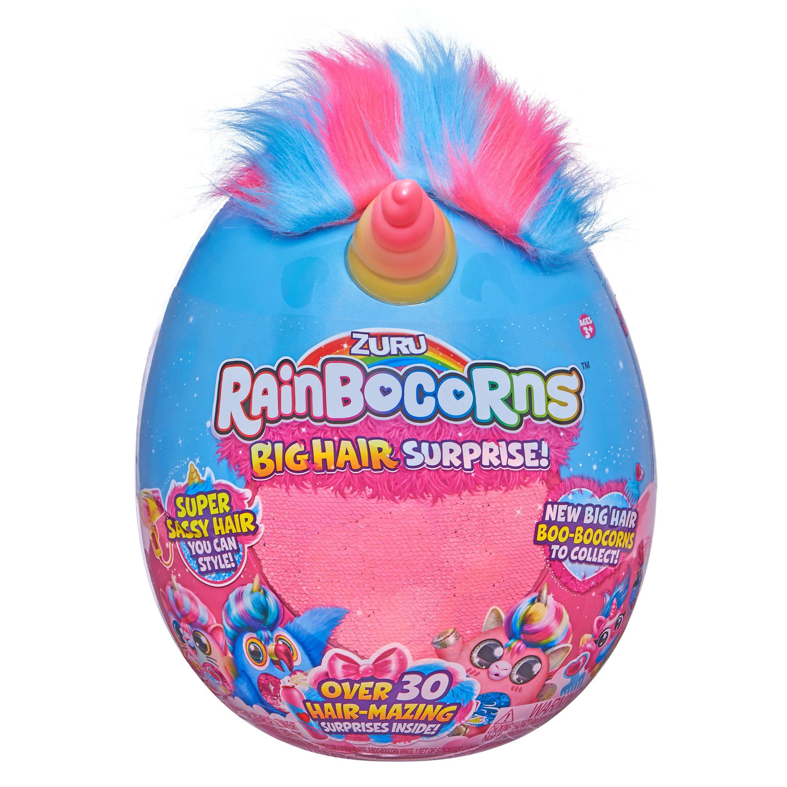 Rainbocorns Big Hair Surprise by ZURU Only $34.84 (Reg $48.82) + Free Store Pickup at Walmart.com!