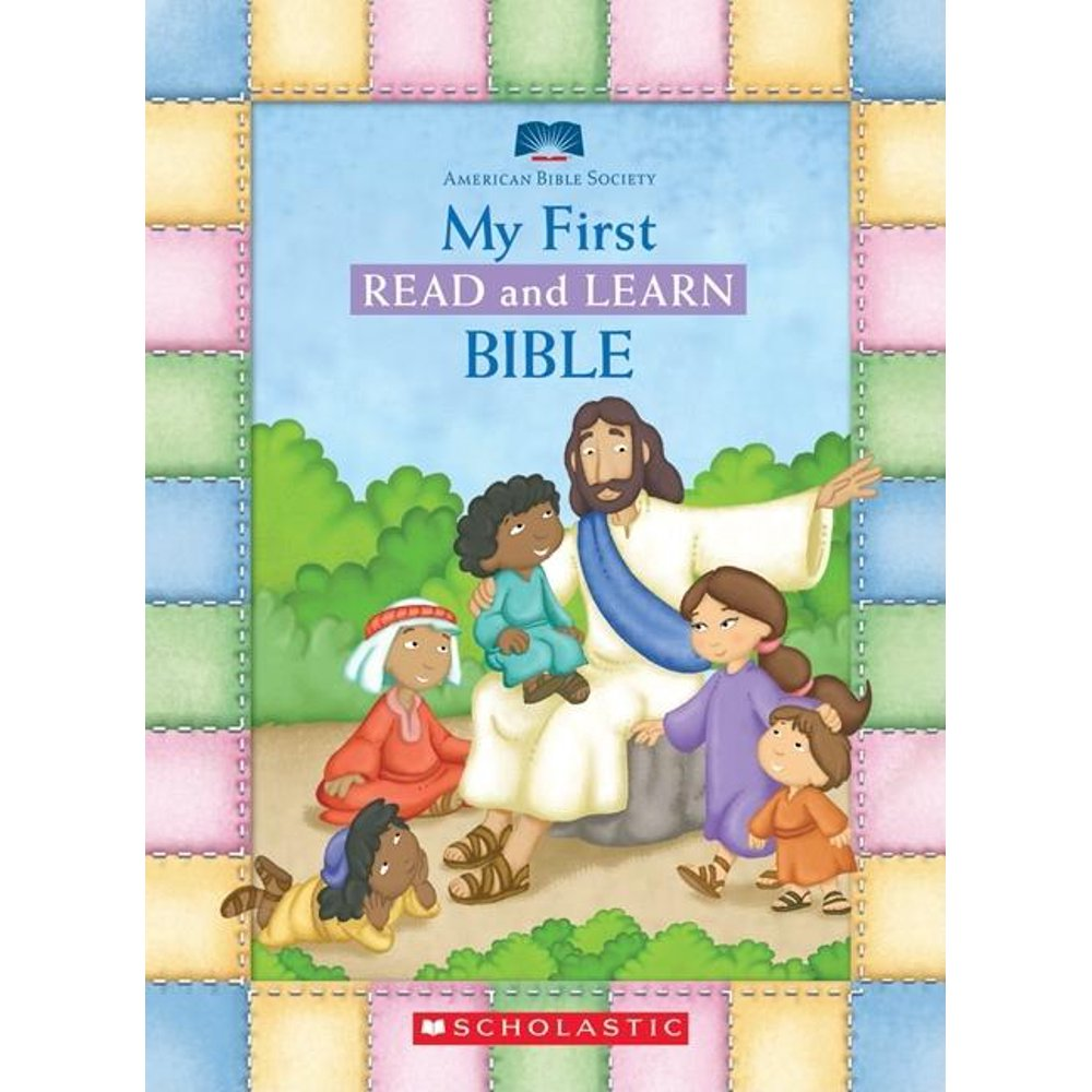 My 1st Read And Learn Bible Only $5.00 (Reg $5.99) + Free Store Pickup at Walmart.com!