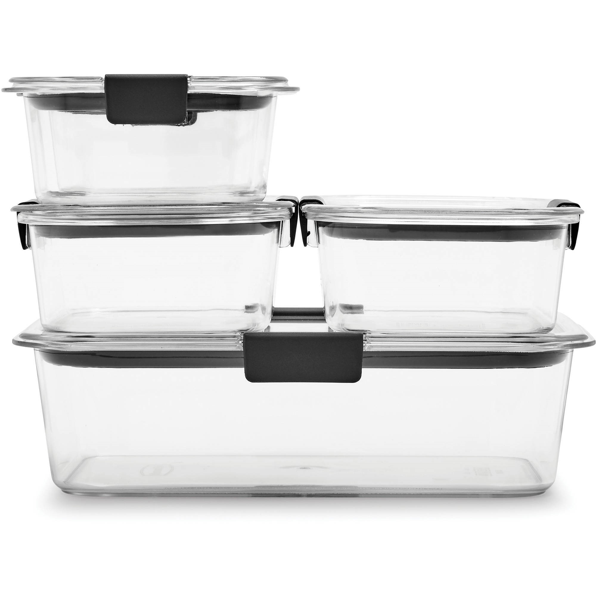 Rubbermaid Brilliance Food Storage Containers Only $17.99 (Reg $22.98) + Free Store Pickup at Walmart.com!
