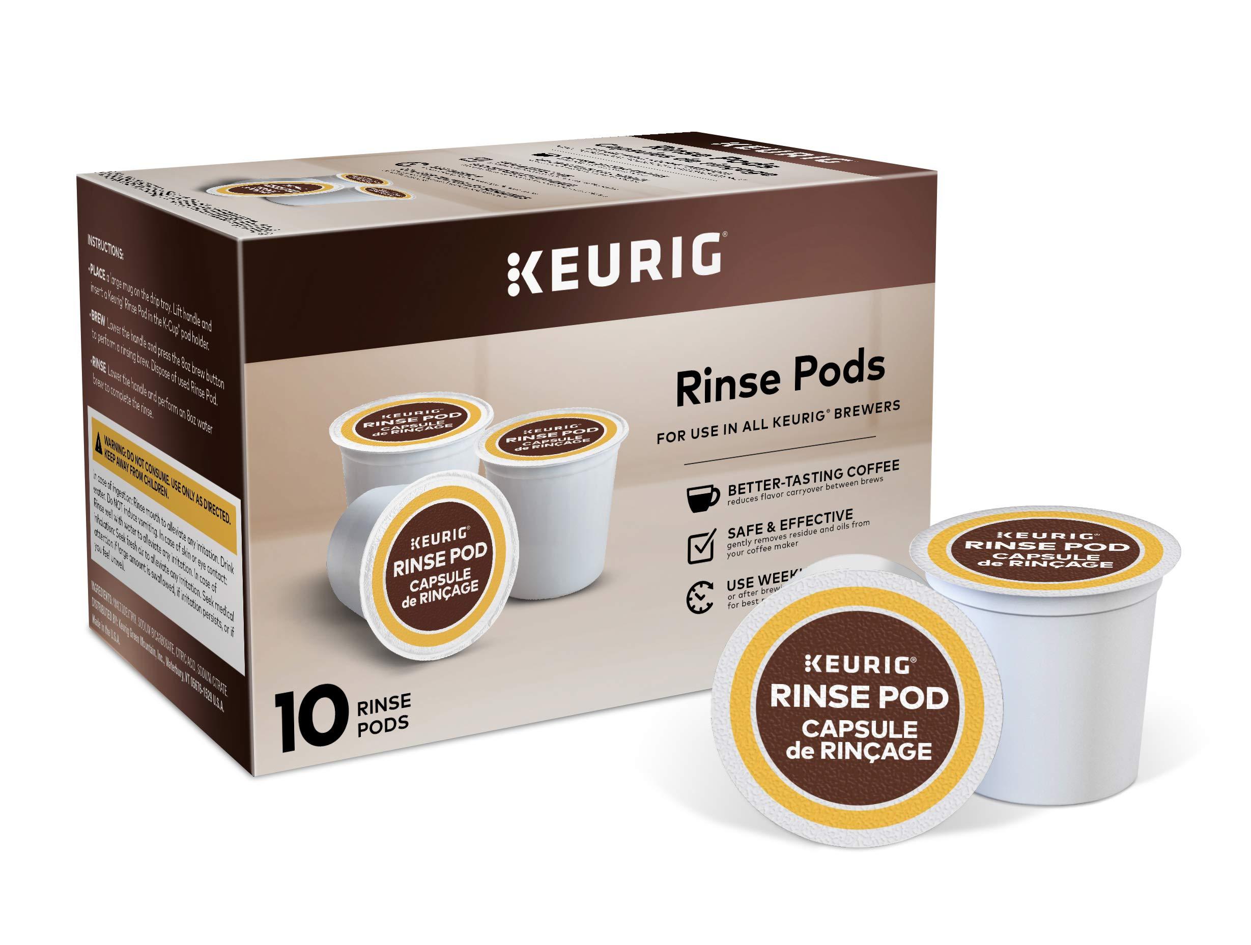 Keurig Set of 10 Rinse Pods Only $6.39 (Reg $7.79) + Free Store Pickup at Target.com!
