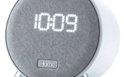 iHome Bluetooth Alarm Clock Only $34.99 (Reg $39.99) + Free Store Pickup at Target.com!