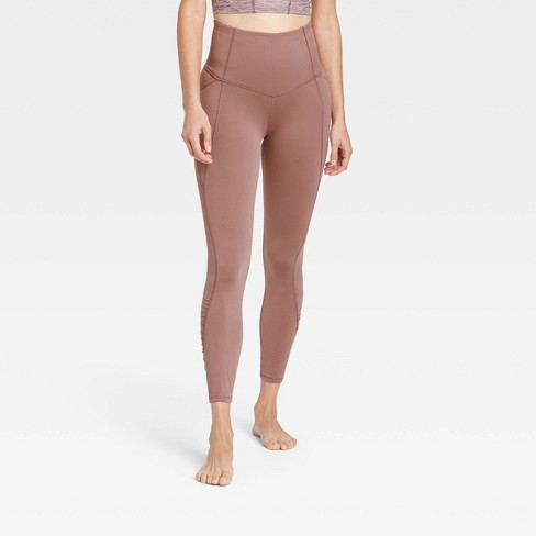 All in Motion High Waisted Leggings Different Colors Only $22.50 (Reg $30.00) + Free Store Pickup at Target.com!