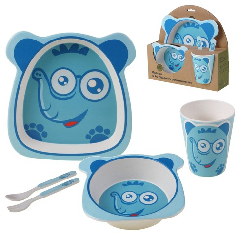 Certified International Elephant Children's Dinnerware Set Only $12.99 (Reg $14.99) + Free Store Pickup at Target.com!