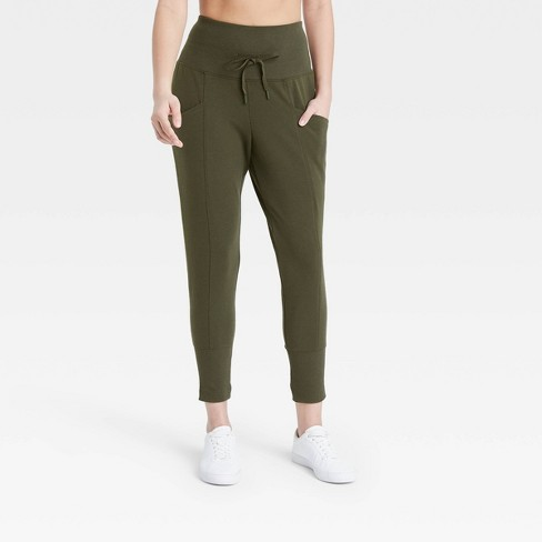 All in Motion High-Waisted Ribbed Jogger Pants Different Colors Only $20.00 (Reg $24.00) + Free Store Pickup at Target.com!