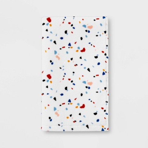 Room Essentials Terrazzo Multi Printed Hand Towel Only $3.60 (Reg $4.00) + Free Store Pickup at Target.com!