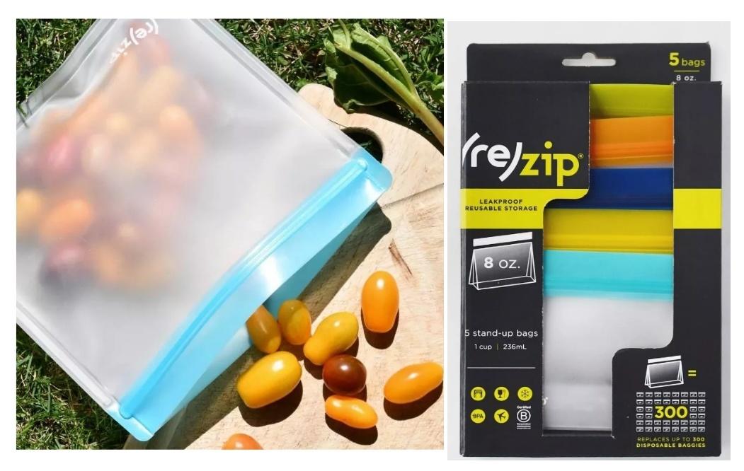30% off re(zip) Reusable Storage Bags at Target + Free Store Pickup!
