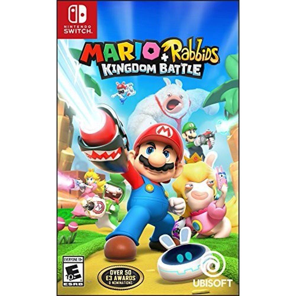Mario + Rabbids Kingdom Battle Only $19.99 (Reg $59.99) + Free Store Pickup at Walmart.com!