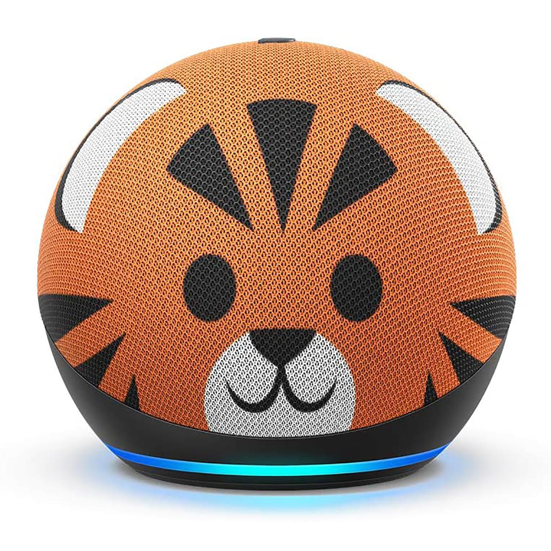 Amazon Echo Dot Tiger or Panda Only $54.99 (Reg $59.99) + Free Shipping at Target.com!