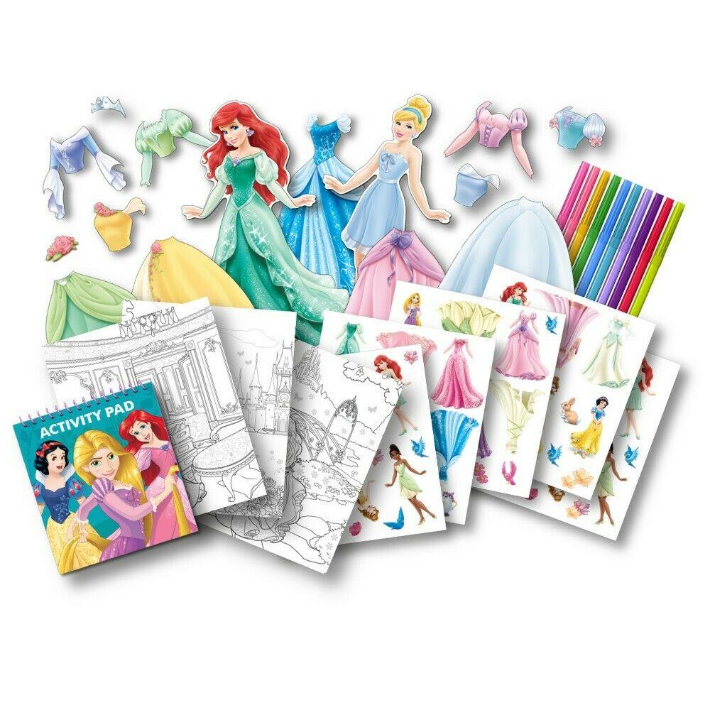 Disney Princess Activity Tote Only $17.99 (Reg $19.99) + Free Store Pickup at Target.com!