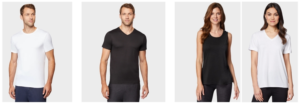 32 Degrees – Get 5 Tees or Tanks For $25 Shipped! Just $5.00 Each!